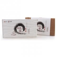 2013年中茶 闻思砖 普洱熟茶 1000克/砖