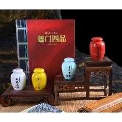 蒙顿茶膏 经典系列 普门四品 套装礼盒装 70克/盒