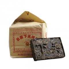 2014年下关 边销砖 生茶 1.25千克/包
