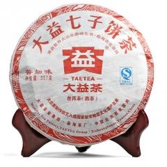 2011年大益 普知味 熟茶 357克