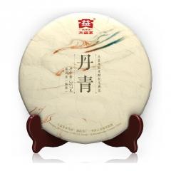 2013年大益 丹青 301批 熟茶 357克