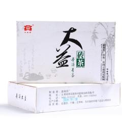 2005年大益 五级茶砖 501批 生茶 250克