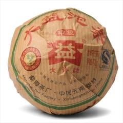 2008年大益 甲沱 801批 生茶 100克