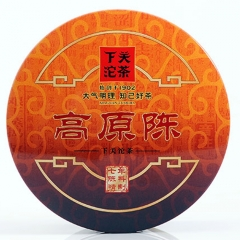 2014年下关 高原陈沱 生茶 100克