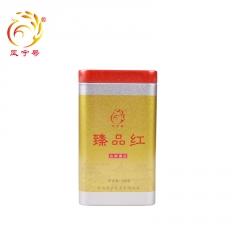 2014年凤宁号 云南凤庆滇红茶 臻品红 特级红茶100克 盒