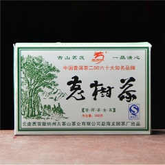 2007年龙园号 老树茶砖 生茶 250克/砖