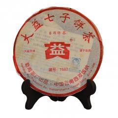 2005年大益 7592 熟茶 357克/饼