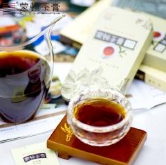 蒙顿茶膏 全溶茶系列 便携普洱茶膏 5克/盒