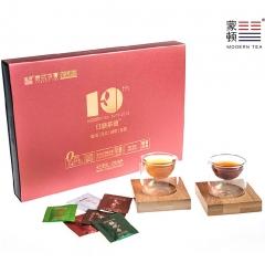 蒙顿茶膏 十周年口袋茶馆纪念礼茶 24克/盒