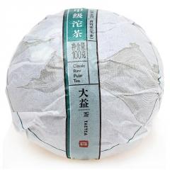 2014年大益 青沱(甲沱) 1401批 生茶 100克