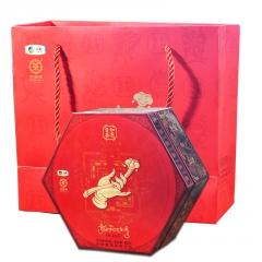 2015年中茶 如意贡茶(金瓜贡茶)  普洱生茶 888克/盒