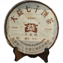 2006年大益 7672 普洱熟茶 357克