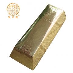 2011年俊仲号 金砖 熟茶 888克/砖