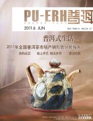 《普洱》杂志 2011年第6期 包邮