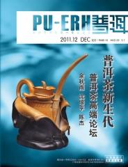 《普洱》杂志 2011年第12期 包邮