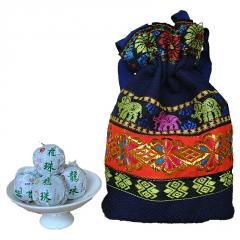2015年云章冰岛 龙珠(小沱茶) 生茶 200克