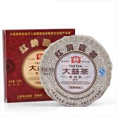 2009年大益 红韵圆茶 熟茶 901批 100克/片