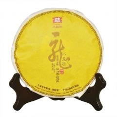 2013年大益 小龙柱 301批 熟茶 357克/饼