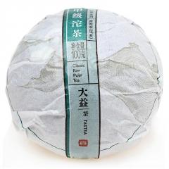 2015年大益 青沱(甲) 1501批 生茶 100克/沱