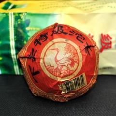 2011年下关 特级沱 生茶 100克单沱