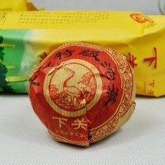 2012年下关 特级沱 生茶 100克/沱