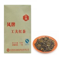 凤牌滇红茶 一级工夫红茶 500克/筒