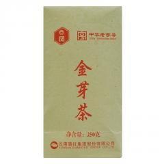 2016年凤牌滇红茶  单芽 金芽工夫红茶 250克/袋