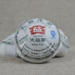 2011年大益 甲沱  生茶 100克/沱 单沱
