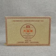 2011年大益 老茶头101批 熟茶 250克/砖