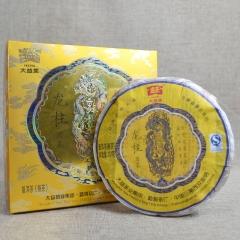 2011年大益 小龙柱 101批 熟茶 357克/饼