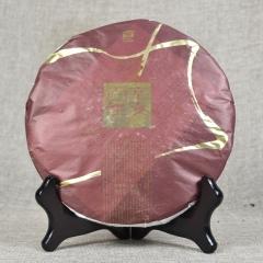 2011年大益 辛亥革命 熟茶 357克 单片