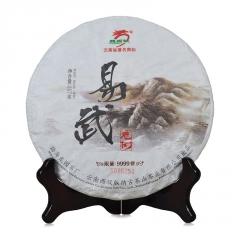 2015年龙园号 易武老树 熟茶 357克/饼(限量版)