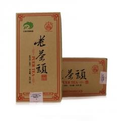 2016年八角亭 老茶头 熟茶 400克/盒
