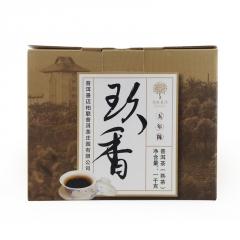 柏联普洱 玖香 熟茶 1000克/提 散装