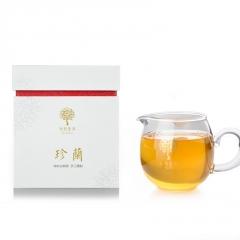 柏联普洱 珍兰龙珠古树茶 生茶 160克/罐