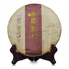 2016年中茶 茗山布朗大树 熟茶 357克/饼