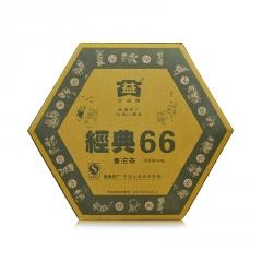 2006年大益 经典66 生茶 660克/沱