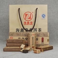 海鑫堂 小金砖 熟茶 500克/盒