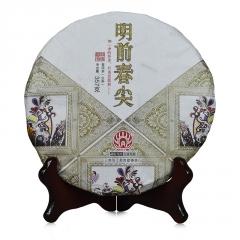 2016年勐傣 明前春尖 生茶 357克/饼