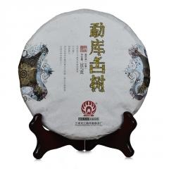 2016年勐傣 勐库古树 生茶 357克/饼