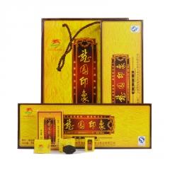 2012年龙园号 龙园印象小金沱礼盒 熟茶 360克/盒