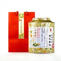 2016年澜沧古茶 茶妈妈的陈皮普洱(小青柑普茶) 熟茶 250克/罐