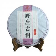 2012年德丰昌 野生古树 生茶 357克/饼