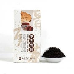 七彩云南 枣香普洱 熟茶 300克/盒