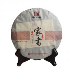 2016年蒲门 家香系列 家书 熟茶 357克/饼