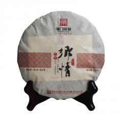 2016年蒲门 家香系列 乡情 熟茶 357克/饼