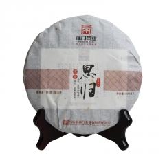 2016年蒲门 家香系列 思归 熟茶 357克/饼