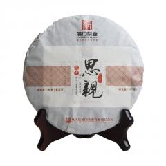 2016年蒲门 家香系列 思亲 熟茶 357克/饼