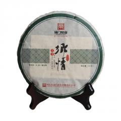 2016年蒲门 家香系列 乡情 生茶 357克/饼