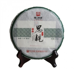 2016年蒲门 家香系列 思亲 生茶 357克/饼